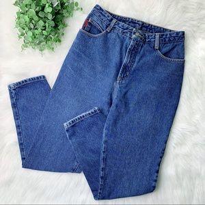 Vintage Bongo High Rise Original Slim Mom Jeans
